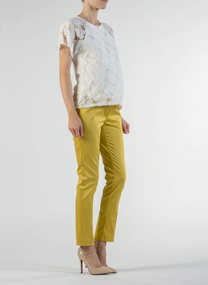 Pantalone Premaman in Raso da Ufficio - abbigliamento premaman