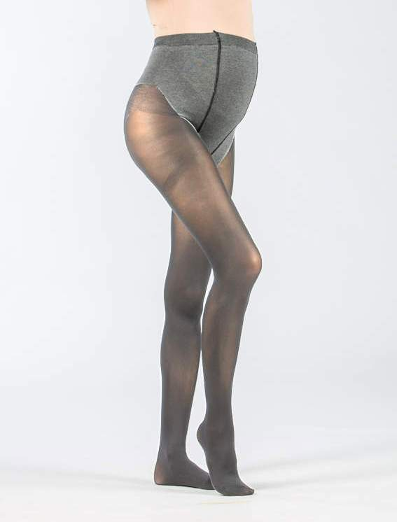 20 Den Over-Bump Maternity Tights
