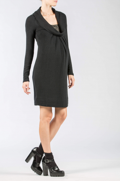 Maternity Dress in Angora