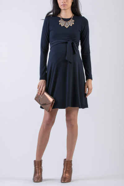 Maternity & Nursing Jersey Dress