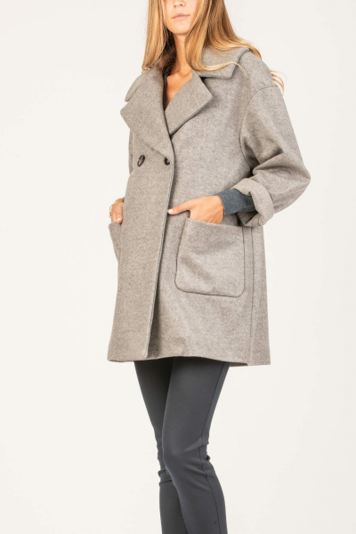 Cappotto Premaman Over