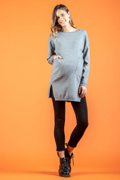 Maternity Tunic with Pockets