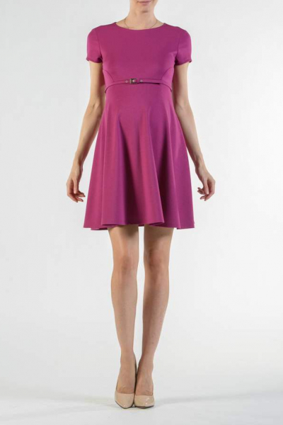 Maternity Flippy Dress with Belt