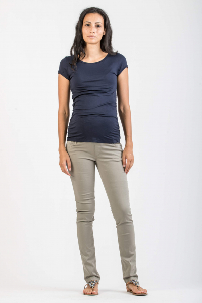 Skinny-Fit Maternity Trousers