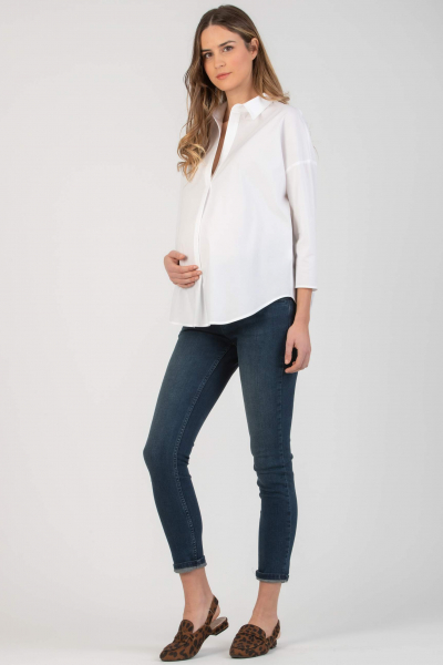 Super-Stretch Maternity Jeans