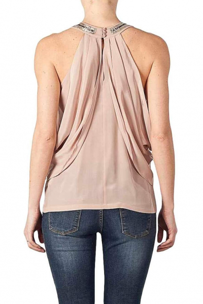 Top with halter neck