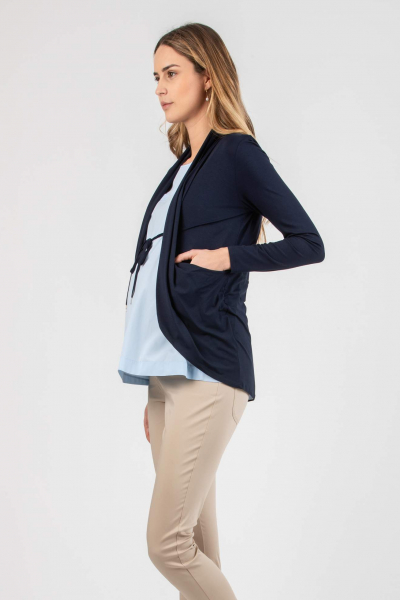 Maternity Cardigan with Pockets