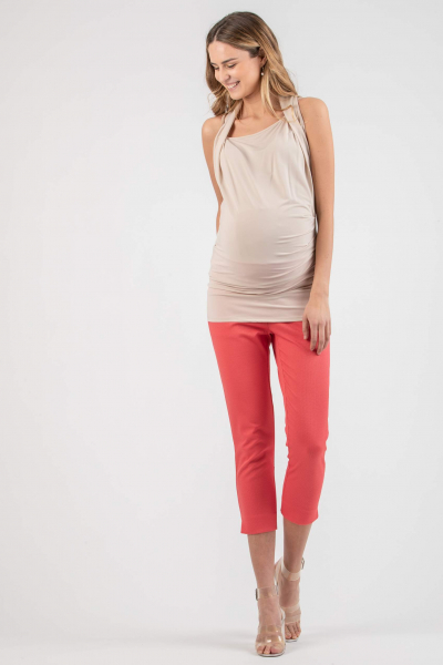 Capri Maternity Trousers