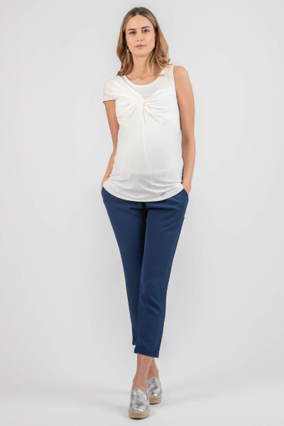 Knotted Maternity Top