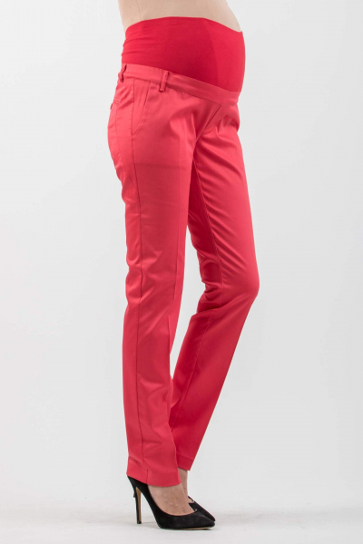 Straight-Leg Maternity Trousers