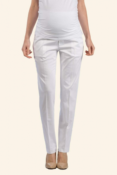 Maternity Tailored Slim Trousers