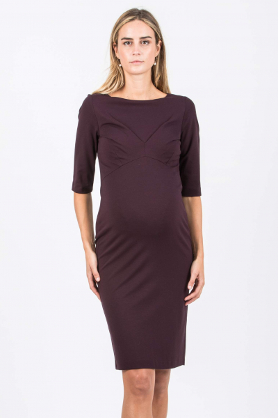 Shift Maternity Dress