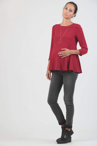 Swing Maternity Blouse
