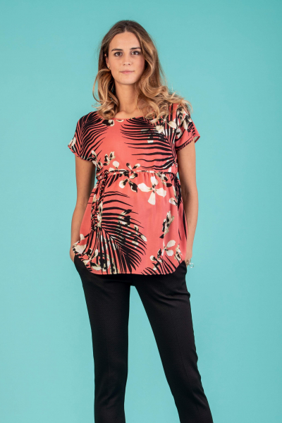 Maternity Top with Side String